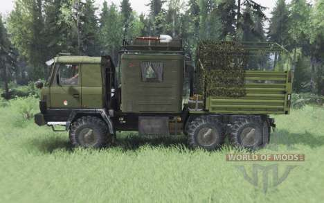 Tatra T815 VVN 20.235 6x6 1994 pour Spin Tires