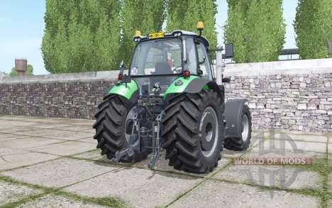 Deutz-Fahr Agrotron 620 TTV interactive control pour Farming Simulator 2017