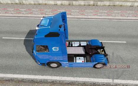 Volvo FH12 460 Globetrotter XL cab 1995 pour Euro Truck Simulator 2