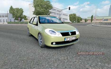 Renault Symbol 2009 v1.2 pour Euro Truck Simulator 2