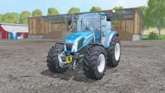 New Holland T4.85