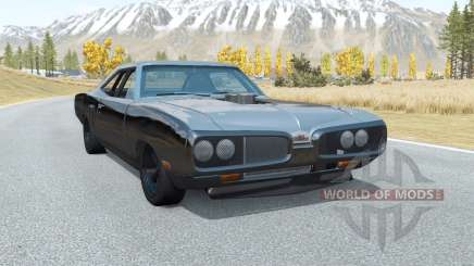 Dodge Coronet RT (WS23) 1970 v3.2 pour BeamNG Drive