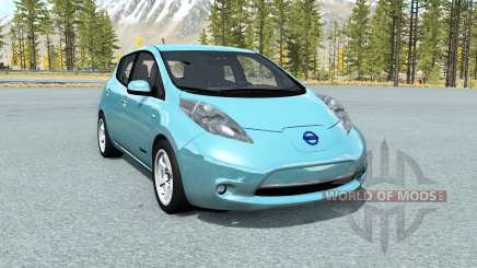 Nissan Leaf 2014 pour BeamNG Drive