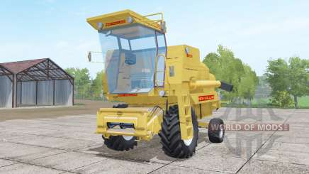 New Holland Clayson 8050 wheels selection pour Farming Simulator 2017