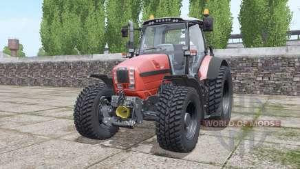 Same Fortis 160 new wheels pour Farming Simulator 2017
