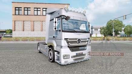 Mercedes-Benz Axor 1840 2005 pour Euro Truck Simulator 2