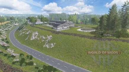 La Ferme Des Hauts Butes für Farming Simulator 2017
