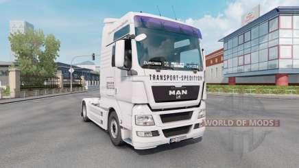 MAN TGX E5 pour Euro Truck Simulator 2