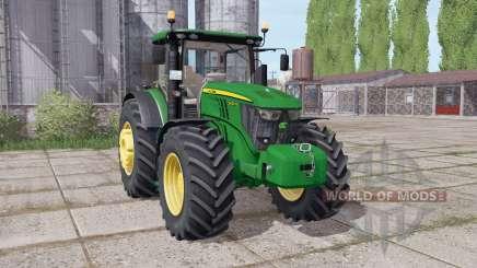 John Deere 6230R front weight für Farming Simulator 2017