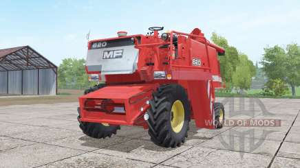 Massey Ferguson 620 4x4 pour Farming Simulator 2017