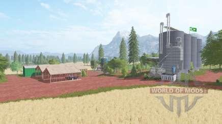 Fazenda Makinata v4.0 für Farming Simulator 2017