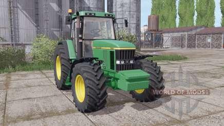 John Deere 7610 animation parts für Farming Simulator 2017