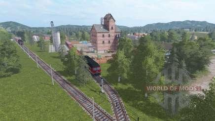 Gorzkowa v3.5 für Farming Simulator 2017