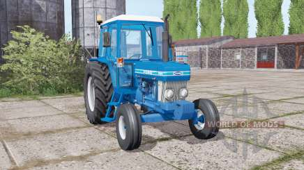 Ford 7610 loader mounting pour Farming Simulator 2017