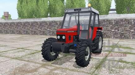 Zetor 5245 interactive control pour Farming Simulator 2017