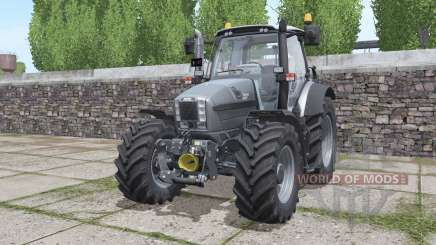Same Fortis 240 selectable engine pour Farming Simulator 2017