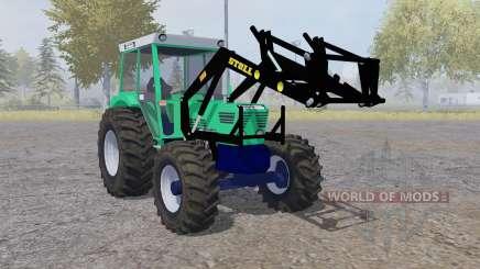 Torpedo TD 75 06 front loader für Farming Simulator 2013