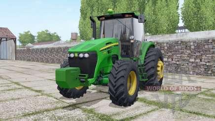 John Deere 7205J für Farming Simulator 2017