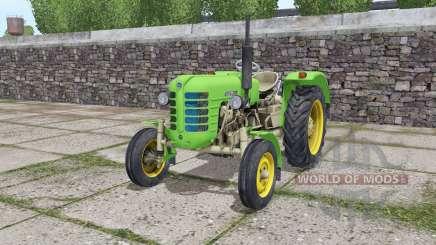 Zetor 3011 1960 pour Farming Simulator 2017