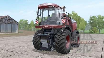 Krone BiG X 580 tuning pour Farming Simulator 2017