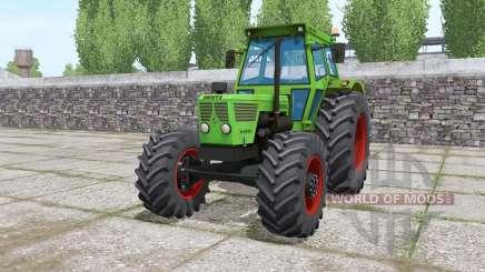 Deutz D 80 06 interactive control pour Farming Simulator 2017