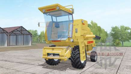 New Holland Clayson 8070 wheels selection pour Farming Simulator 2017