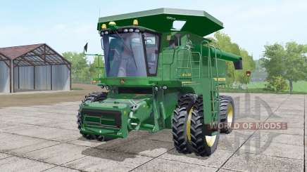 John Deere 9770 STS paired front wheels pour Farming Simulator 2017