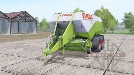 Claas Quadrant 2200 RC v1.1 für Farming Simulator 2017