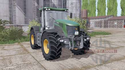 JCB Fastrac 3230 Xtra more configurations pour Farming Simulator 2017