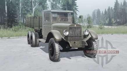 So 6 1933 für MudRunner