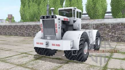 Big Bud HN 320 1976 twin wheels pour Farming Simulator 2017