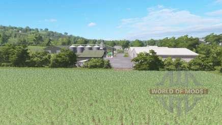 Meadow Grove Farm v2.0 für Farming Simulator 2017