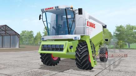 Claas Lexion 480 working mirrors pour Farming Simulator 2017