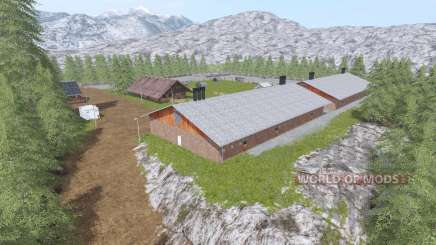 Nordthuringen für Farming Simulator 2017
