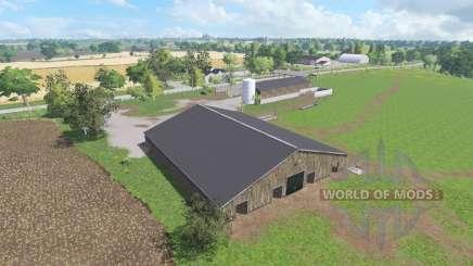 Southern Parish v4.0 für Farming Simulator 2017