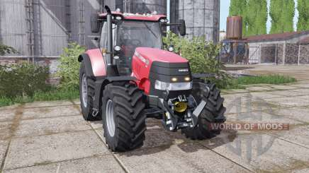 Case IH Puma 185 CVX new lights pour Farming Simulator 2017
