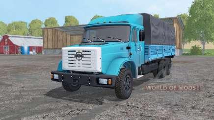 ZIL 133Г40 pour Farming Simulator 2015