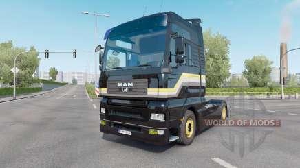 MAN TGA 18.660 XXL cab v1.6 pour Euro Truck Simulator 2