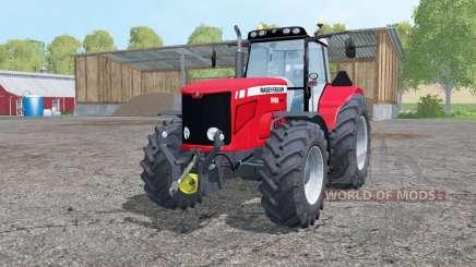 Massey Ferguson 6495 Dyna-6 2004 für Farming Simulator 2015