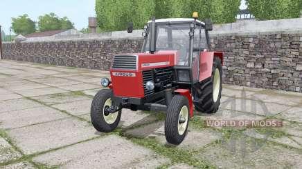 Ursus 1222 more configurations pour Farming Simulator 2017