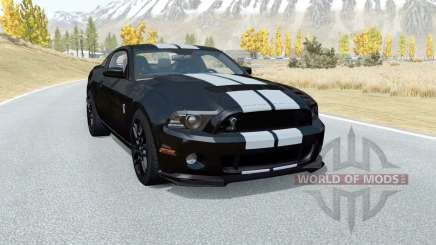 Shelby GT500 pour BeamNG Drive