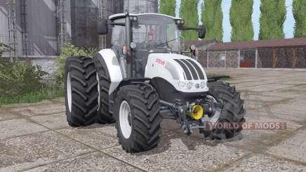 Steyr Multi 4115 configure pour Farming Simulator 2017