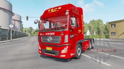 Dongfeng Kingland 2012 v1.1 pour Euro Truck Simulator 2
