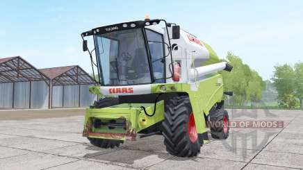 Claas Tucano 320 with header pour Farming Simulator 2017