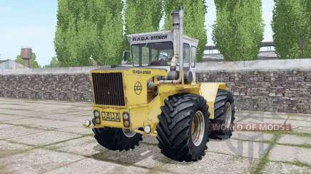 Raba-Steiger 250 double wheels pour Farming Simulator 2017