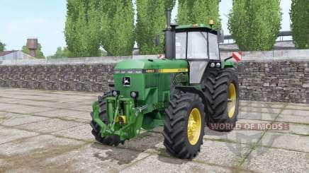 John Deere 4850 configure pour Farming Simulator 2017