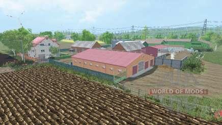 Zachow pour Farming Simulator 2015