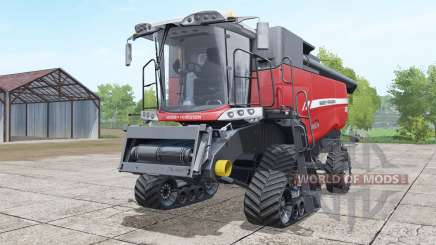 Massey Ferguson 9380 Delta crawler pour Farming Simulator 2017
