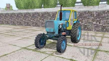 UMZ 6L d'animation avec des portes pour Farming Simulator 2017