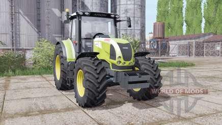 CLAAS Arion 610 wheels configuration pour Farming Simulator 2017
